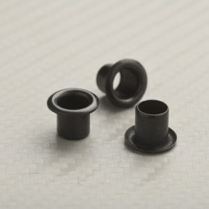 Black Oxide Rolled Brass Eyelets
