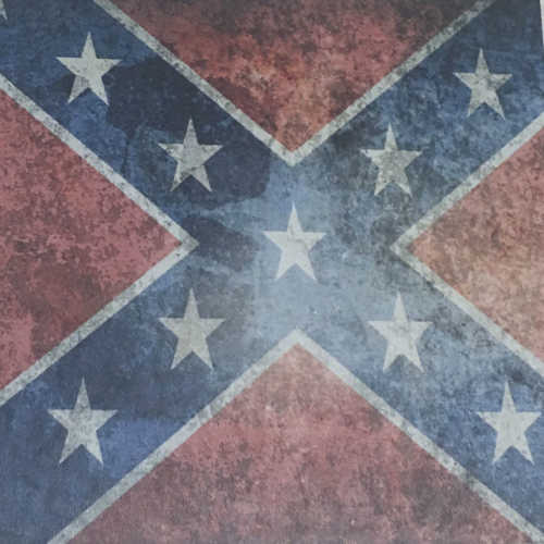 Confederate Flag Kydex
