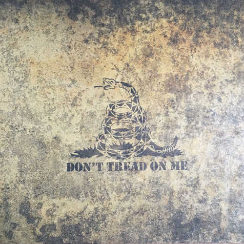 Don't Tread On Me - Large