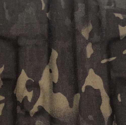 Multicam Black Fabric Kydex