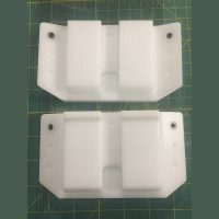 HDPE Double Magazine Carrier Trim Jigs