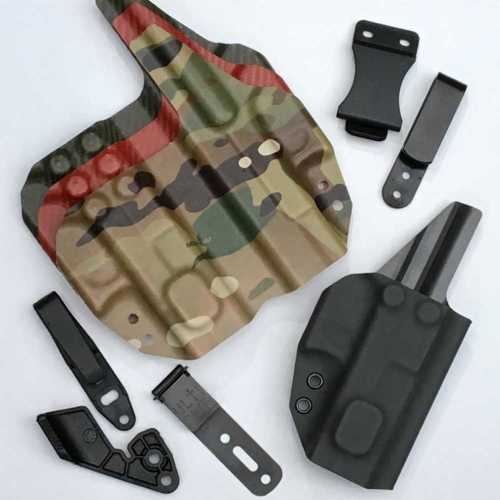 Multi-Glock Model IWB Holster Shells