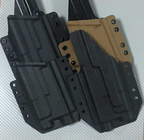 OWB Lighted Holster Shells