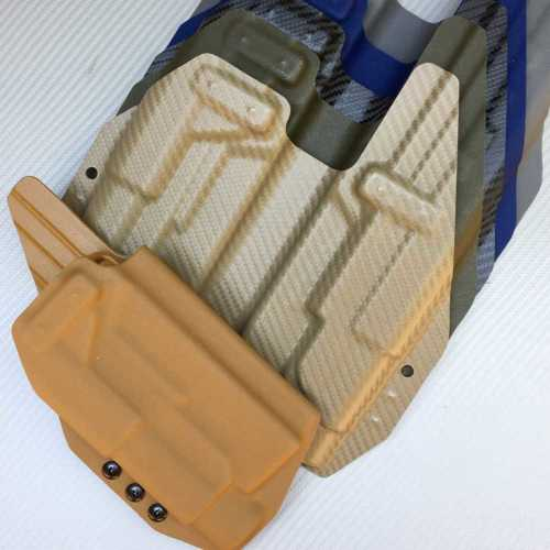 IWB Lighted Holster Shells
