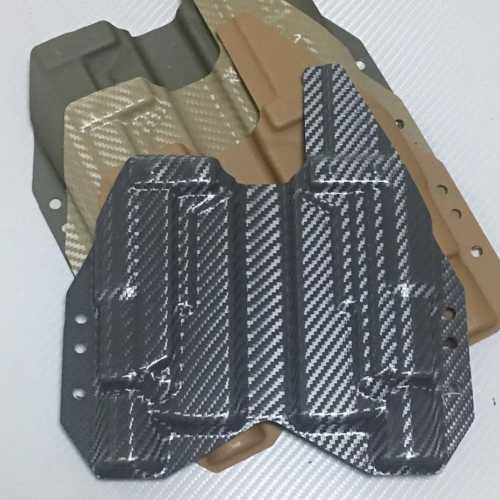 Glock W/X300 IWB Holster Shell with Light