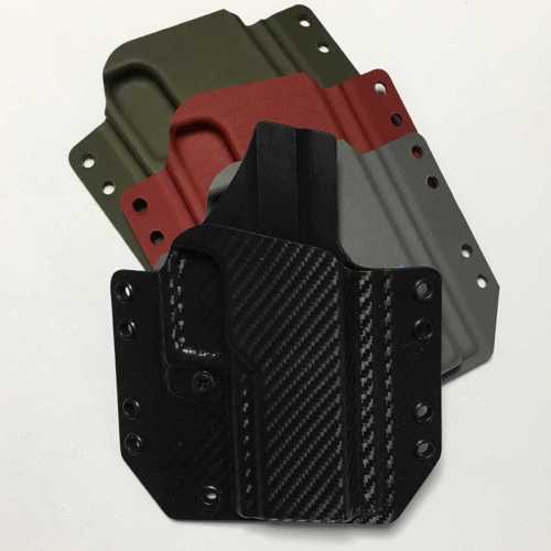 Sig Sauer P320 OWB Holster Shell