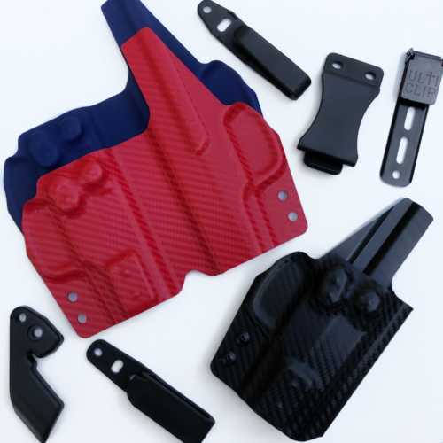 Walther IWB Holster Shells