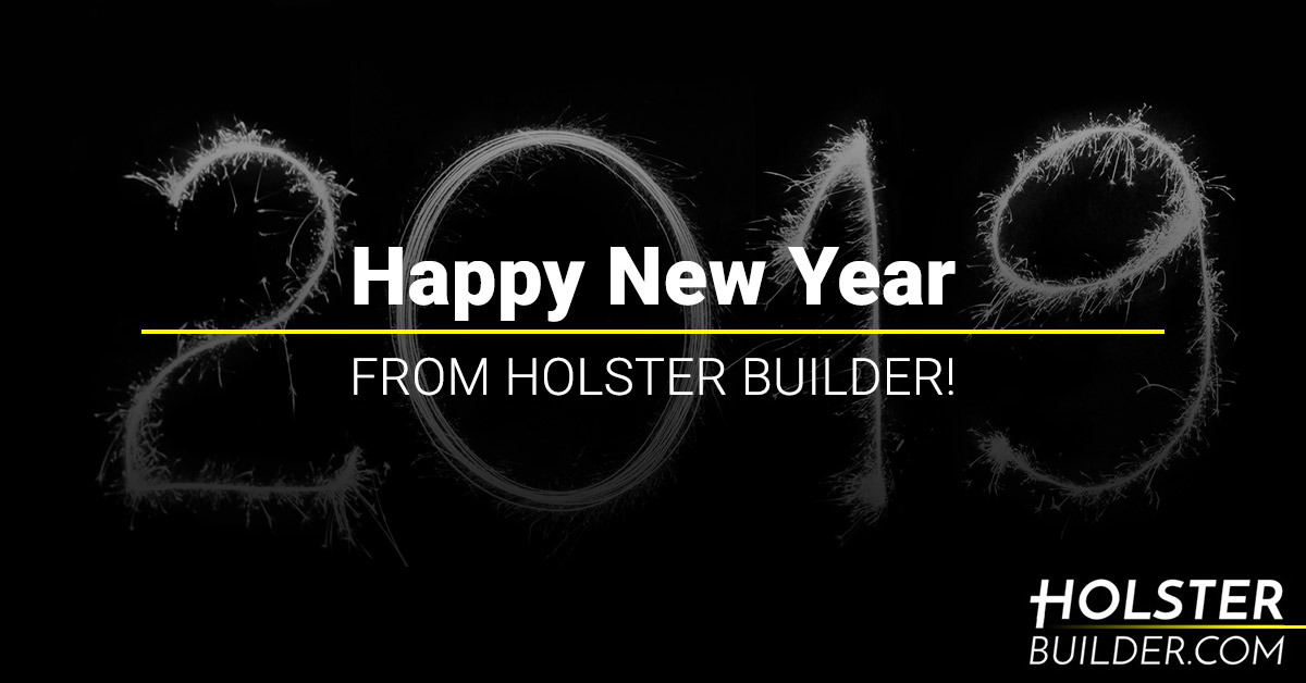 Happy New Year From Holster Builder