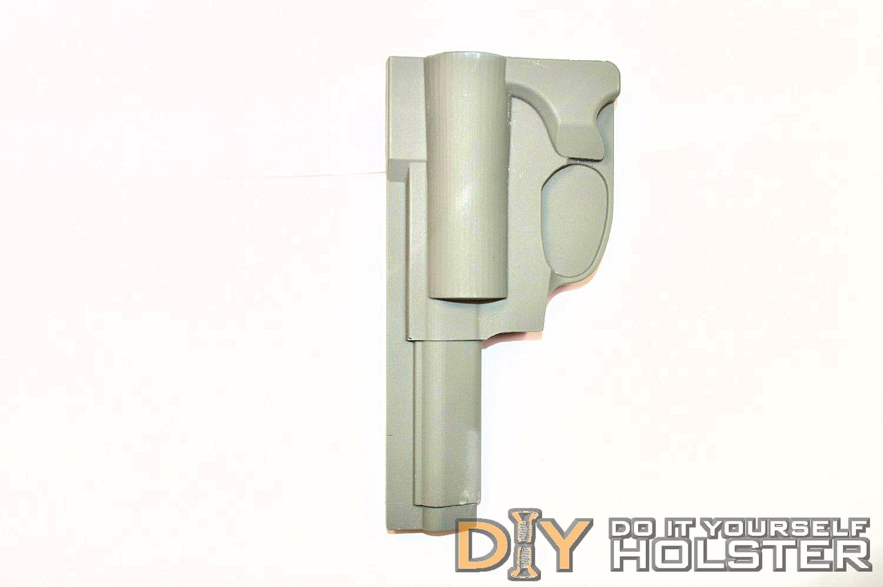 DIY Kydex Holster S/&W M/&P Double Magazine Molding Drone