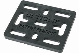 UltiClip Plate