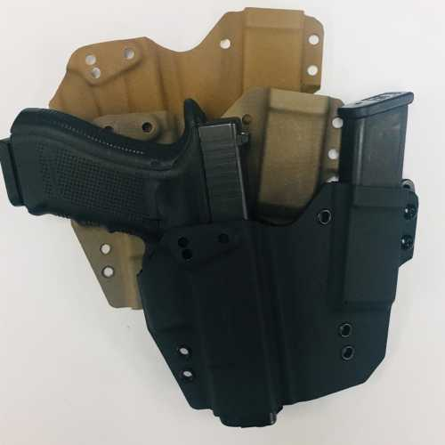 Glock IWB Side Car Holster Shells