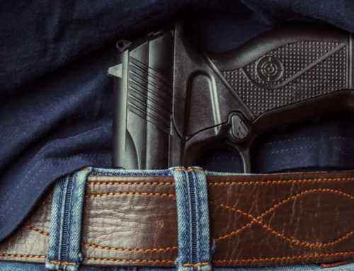 Ways to Wear Your IWB Holster