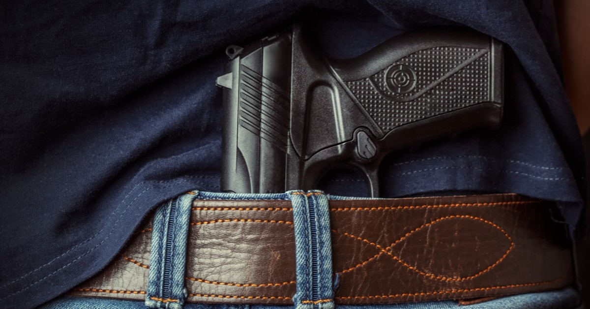 ways to conceal carry