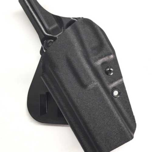 DIY Holster OWB Paddle with Slotted Holes