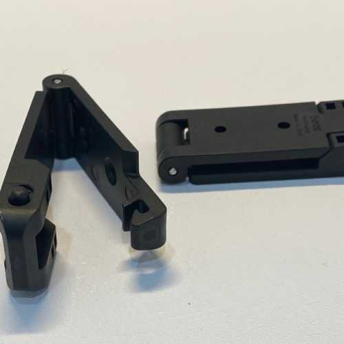 HB 1.5 Inch FIXED 4mm thick