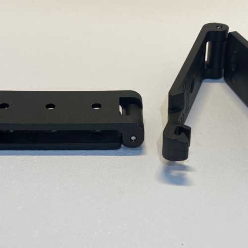 HB 6mm Opening Adjustable Molle-Lock 1.5-2 inches