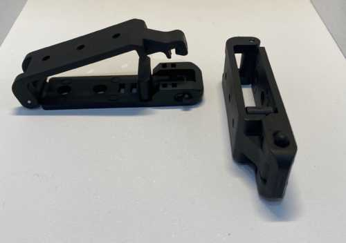 HB 12mm Opening Adjustable Molle-Lock 1.5-2inches