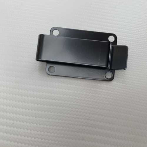 Metal Clip with Flat Base
